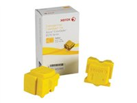 Xerox - 2 - jaune - encres solides - pour ColorQube 8570, 8570DN, 8570DT, 8570N, 8580_ADN, 8580_ADNM, 8580_AN, 8580_ANM 108R00933